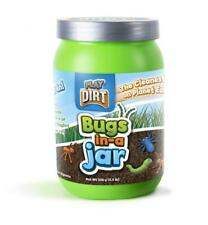 Play Dirt Bugs in a Jar Kids Toy Indoor Outdoor Creative Activites Games PD001