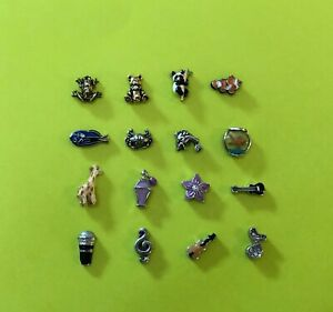 Authentic Origami Owl Charms - NEW & Retired