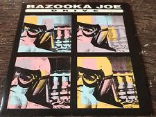 "BAZOOKA JOE - Drive (3"") CD Single / With Adapter / Synth Pop"