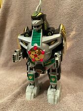 *TESTED/WORKING* CLEAN 1991 Bandai MMPR Power Rangers Deluxe Dragonzord 1 Owner