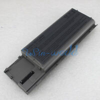 NEW 6Cell Battery for Dell Latitude D620 D630 D640 KD489 KD491 GD787 TC030