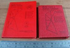Vintage 1973.HANCOCK ROOF BOOK.CUTS and RAFTER LENGTH.2nd Edition.Metric.Batten