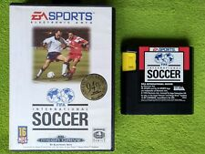 FIFA International Soccer - Sega Mega Drive PAL EUR