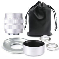 Fujian 35mm F1.7 CCTV TV cine  lens for Sony NEX E Mount NEX-5, NEX-3 Camera S