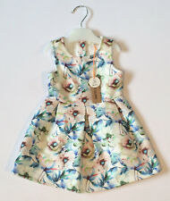 River Island Baby Girl Floral Dress Age 3-6 Months BNWT