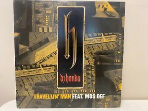 "DJ Honda Travellin' Man Featuring Mos Def 12"""
