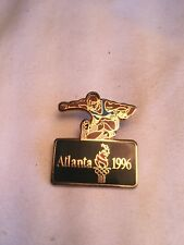 1996 Atlanta Usa Olympic Games Men's Track And Field Pin