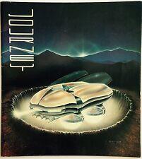 """VINTAGE 1981 - 1982 JOURNEY """"ESCAPE"""" TOUR BOOK / PROGRAM"""