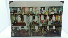 Audley End Essex The  Dollshouse 1977  Vintage Postcard Posted