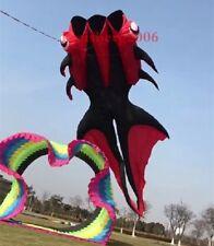 2018new 33 Sqm Large 3D Kites models Original Software kite Goldfish kite