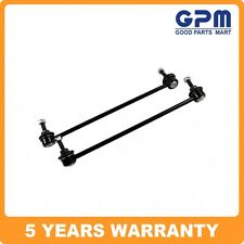 Front Anti Roll Bar Stabiliser Drop Links Rods Fit for Peugeot 207 SW 2007-2016