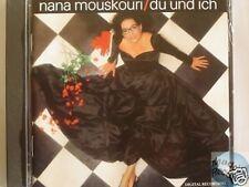NANA MOUSKOURI ( CD ) DU UND ICH GERMANY