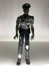 Resident Evil 2 - Zombie Cop 7� Action Figure - Palisades - 2001 Police Man
