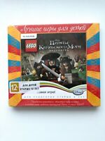 LEGO Pirates of the Caribbean PC Game Jawel Case Russian Cover Brand New Sealed