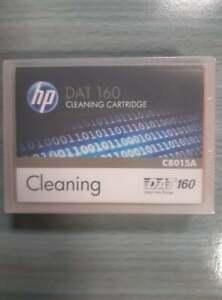 CLEANING CARTRIDGE HP DAT-160 C8015A NASTRO DI PULIZIA