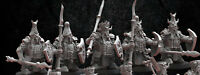 NEW RELEASE Maghmorin Warriors Chaos Dwarves- Lost Kindom- 28mm scale
