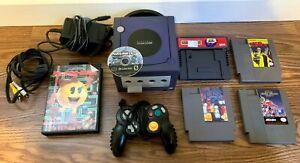 Game Lot - Gamecube - Mario Party 5 - NES - Sega - UNTESTED