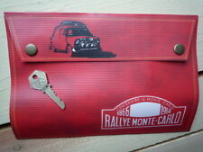 MINI Cooper Rallye MONTE-CARLO style toolbag document holder handbook bag