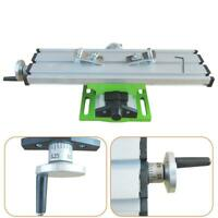 Mini Table Bench Vise Bench Drill Milling Machine Assisted Positioning Tools #SN