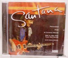 Santana + CD + Jingo + Tolles Album mit 9 starken Songs + 63 Minuten Latin Rock