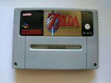 THE LEGEND OF ZELDA A LINK TO THE PAST SNES PAL NINTENDO TRADUCIDO AL ESPAÑOL