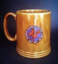 Lord Nelson Pottery Manikin Cigars Tankard Golden Jubilee 1927-1977