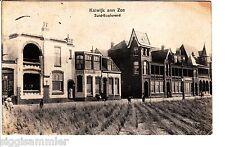 Katwijk aan Zee AK 1922 Zuid-Boulevard Passanten Niederlande Nederland 1506341