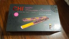 CHI MOROCCAN SUNRISE LIMITED EDITION  PROFESSIONAL CERAMIC HAIR CURLING IRON NIB
