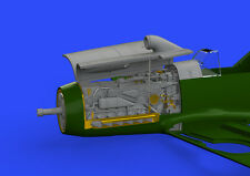 Eduard Brassin 648300 1/48 Messerschmit Bf-109F engine & fuselage guns Eduard