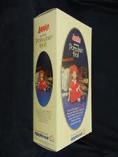 "1982 ""LITTLE ORPHAN ANNIE"" Porcelain Doll : Based on Star of Movie Musical ANNIE"