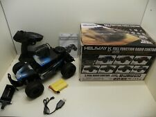 heliway k rc full function 1/16  high speed off road vehicle with 720p camera