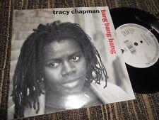 """TRACY CHAPMAN BANG BANG BANG/WOMAN'S WORK 7"""" 1992 GERMANY"""