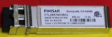 FTLX8574D3BCL FINISAR 10G SFP SR/SW MMF 400M 850NM SFP+ Transceiver