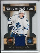 11-12 Crown Royale Jake Gardiner Heirs To The Throne Jersey # 13