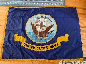 US Navy ceremonial flag