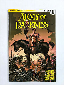 Army of Darkness #1992.1 48-Page Special! Steve Niles Dynamite Comics