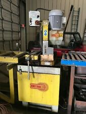 Kmt Saw Imet Sirio 350 Semi Automatic Cold Cut Saw