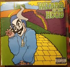 Violent J - Wizard of The Hood Vinyl LP