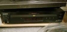 Sony DVP-S7700 CD/DVD Top Quality Hi-end Player .*Great!*