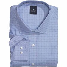 TailorByrd Firethorn Dress Shirt, Classic Fit Men's Size 5X