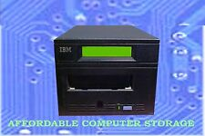 IBM LTO-1 200Gb Tape drive 3580-L11 EXTERNAL LVD Ultrium 3580L11 35L1220 35L1245