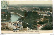CPA-Carte postale- France -Meaux - Panorama de la Ville - 1906 (CP1968)