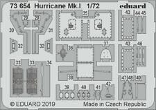 Eduard Edua73654 Hurricane Mk.i 1/72