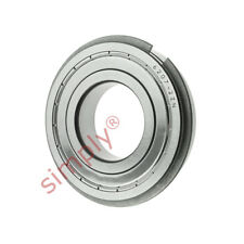 Major Branded 62072ZNRC3 Shielded Snapring Deep Groove Ball Bearing 35x72x17mm