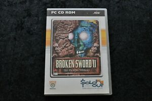 Broken Sword II The Smoking Mirror PC Game Solt out Software