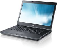 DELL LATITUDE E6510 LAPTOP 2.40GHz i5 M450 4 GB 160 GB  #2171