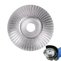 For Angle Grinder Grinding Wheel 84mm Carbide Wood Sanding Carving Shaping Disc