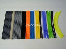 """50 MIXED 7 1/2"""" KNEX RODS Rigid & Flexible 7.5"""" K'nex Parts / Pieces"""