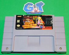 SUPER MARIO RPG Super Nintendo SNES Cartridge: Cleaned/Tested