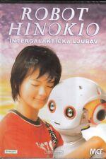 Robot Hinokio DVD Intergalakticka ljubav Best Film Decji Child Kinder Fantazija